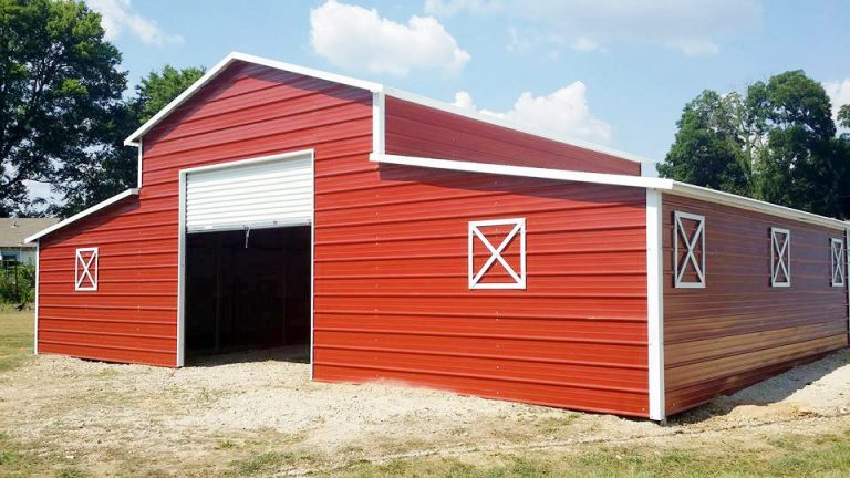 Equipment Sheds Barn